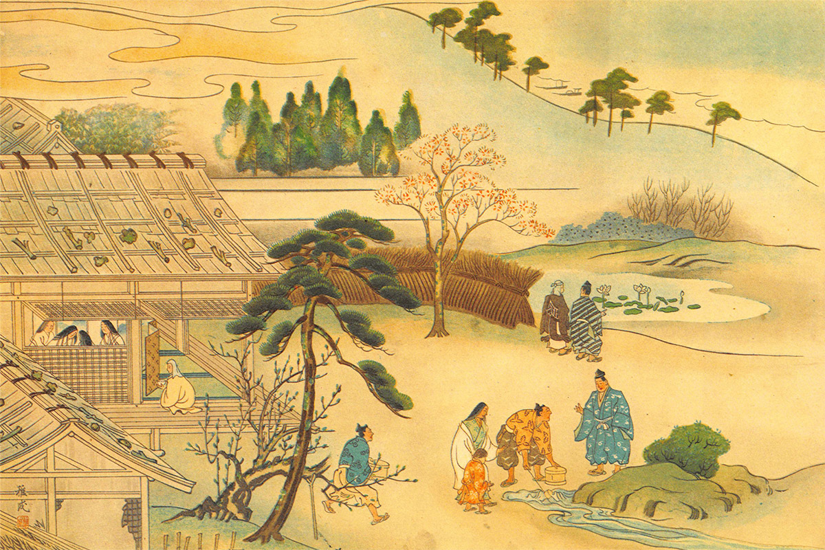 Koso Daiji Gokotan-e—Memorial service for the anniversary of Nichiren Shonin's birth