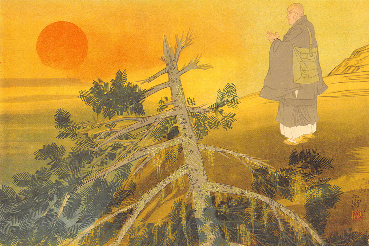 Rikkyo Kaishu Kinen-bi—Foundation anniversary of a new school of the Odaimoku based on Honmon Happon teachings